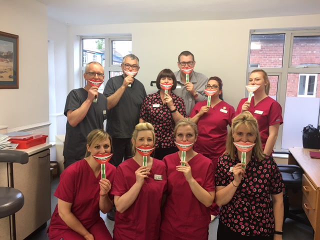 Smile Month at Regent Street Dental